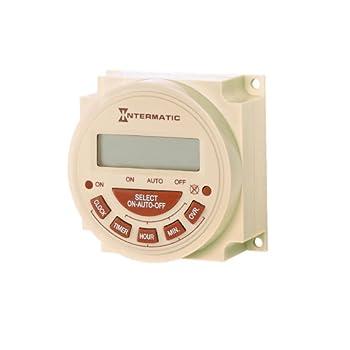 Intermatic Pb314E 16 Amps 240-Volt Electric Timer Mechanism
