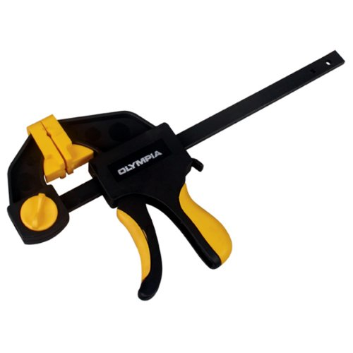 Olympia Tools 6-Inch Ratcheting Bar Clamp and Spreader 38-232