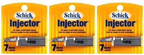 Schick Injector Blades - 21 Count
