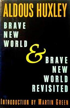 Hardcover Brave New World & Brave New World, Revisited Book
