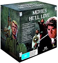 Movies He'll Love: Collection (The Mission / the Killing Fields / Streets of Fire / a Bronx Tale / Glengarry Glen Ross / 1492: Conquest of Paradise / Evil Roy Sl...)