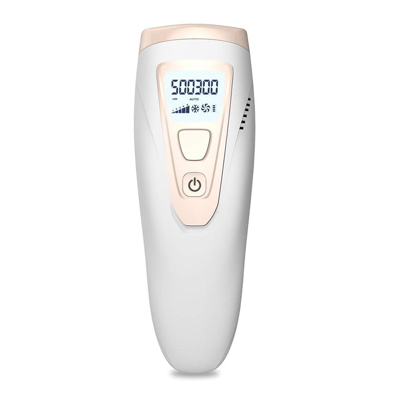 属性大西洋額アイスクールIPLレーザー脱毛システム50万回のフラッシュ無痛常設パルス光脱毛器デバイス、にとってボディフェイス脇の下ビキニライン
