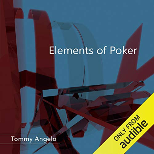 Elements of Poker audiobook cover art