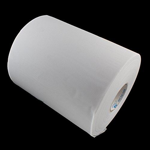 Perlin - 10meter Hotfix Transferfolie, 24cm für Hotfix Strassteine, Glass Strass, SEW ON Glue APPLIKATOR AA QUALITÄT