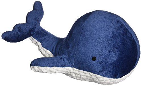 Little Bedding Kids William Nautica Plush Toy, Whale