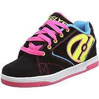 Heelys, Zapatillas para Niños, Negro (Black/Neon Multi), 35 EU
