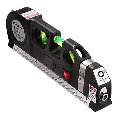 Nivel Laser Profissional Trena Level Pro 3 Estágios Nivelador