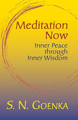 Meditation Now Inner Peace through Inner Wisdom product image