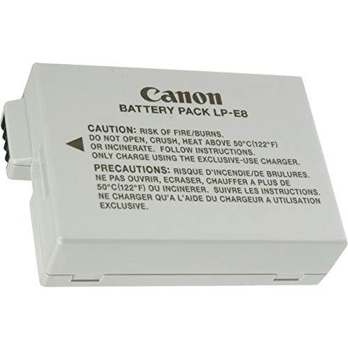 LP-E8 Batería Rercargable para Canon LP E8 Rebel T3i T2i T4i T5i EOS 600D 550D 650D 700D...