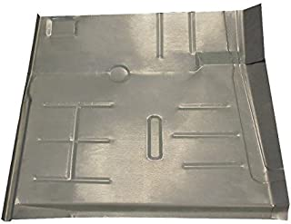 Motor City Sheet Metal - Works With 1972-1993 Dodge Regular & Club Cab Truck & Ram Charger Driver Side Floor Pan