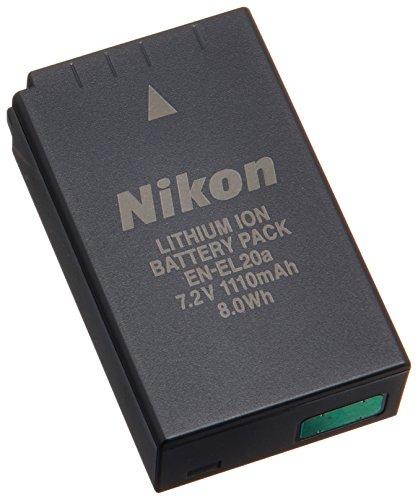 NIKON EN-EL20A BATTERY (NIKON 1 V3)