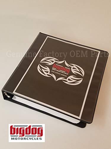 2006 Big Dog Motorcycles OEM Factory Repair Shop Service Manual - ALL MODELS