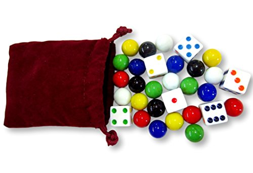 Dice & Marble Games