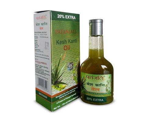 Patanjali Kesh !超美品再入荷品質至上! 40%OFFの激安セール Kanti Hair Oil 120ML X PACKS 2