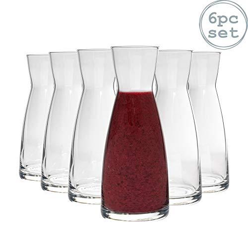 Bormioli Rocco Ypsilon water karaf karaf jug - 1080ml - 6 Pack