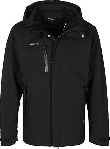 Bergans Herren Flya Insulated Jacke, Black, L