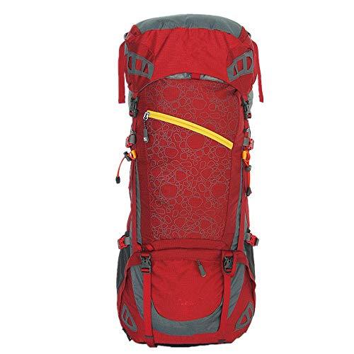 Jtoony Mochila de montañismo para actividades al aire libre  camping  senderismo  85