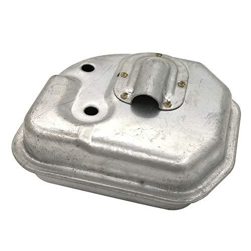 Cancanle Muffler voor GX35 35.8cc Kleine 4-Stroke Benzine Motor UMK435 Trimmer Generator Waterpomp Grasmaaier
