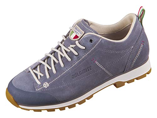 Dolomite Damen Zapato Cinquantaquattro ZINQUANTAQUATTRO Low W Shoe, Grau Gunmetal Grey, 38 2/3 EU