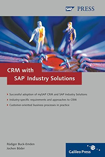 CRM with SAP Industry Solutions (SAP PRESS: englisch)