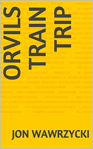 Orvils train trip (Bugsville Adventures) (English Edition)
