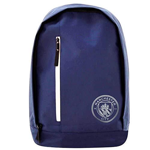 Officiële Premium Manchester City voetbal rugzak voor school of werk