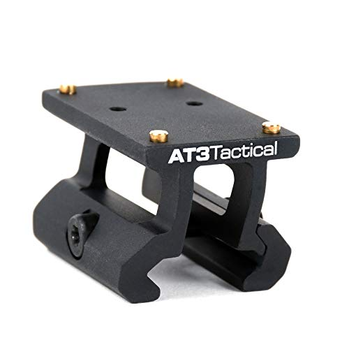 AT3 Tactical ARO Absolute Cowitness Riser Mount - Compatible with ARO, Fastfire, and Venom Red Dot Sights