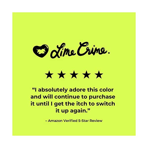 Lime Crime Unicorn Hair Dye, Squid - Dark Purple Fantasy Hair Color - Full Coverage, Ultra-Conditioning, Semi-Permanent… 4