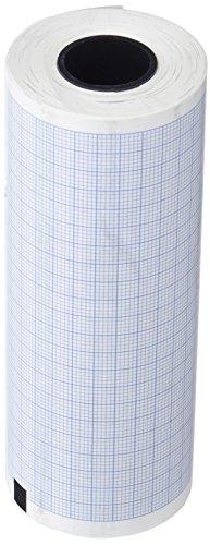 Tecnocarta RI3712002019EBA thermisch papier voor ECG Compatibel met Cardiette 66010033 120 mm x 20 m 5 stuks