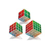 XFHA ルービックキューブ、透明ABS材料のルービックキューブメイド、指柔軟で、簡単に(第2次4次へ)を使用することができます シンプルで実用的な製品 (Color : Second order~fourth order)