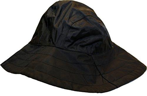 BMS Chapeau de pluie Suroît , Couleur:noir, Taille :56/57