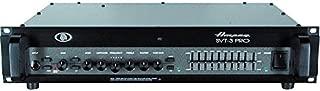 Ampeg SVT-3PRO Pro Series Tube/Solid-State Hybrid Bass Amplifier Head, 450 Watt