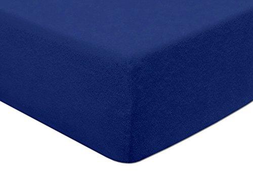 impermeabile PMP Lenzuolo con angoli elasticizzati 2 in 1 40 x 80 cm colore: Bianco