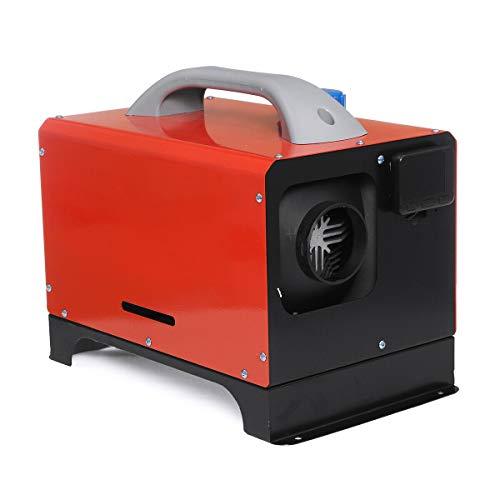 Calentador de aire diésel de 12 V y 8 kW, calefactor de aire con monitor LCD, todo en 1, portátil, para coche, caravana, barco, camión, remolque, caravana