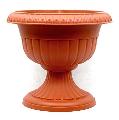 Pflanzkübel Blumenspindel Pflanzschale Roma ∅46cm Terracotta
