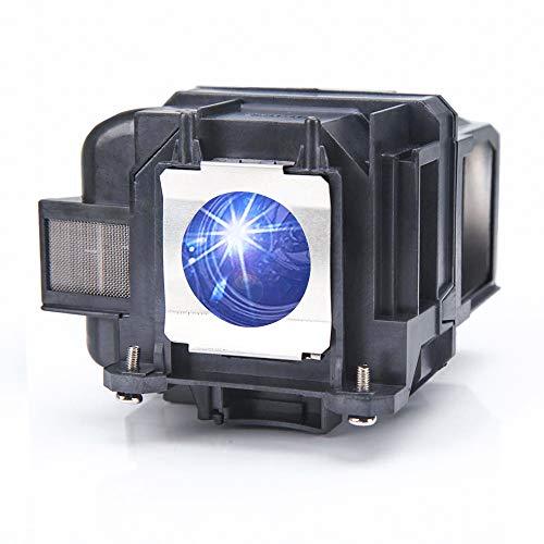Lanwande V13H010L87 / ELPLP87 Lampada proiettore di ricambio con alloggiamento per Epson BrightLink 536Wi PowerLite 520 PowerLite 525W PowerLite 530 PowerLite 535W Proiettori