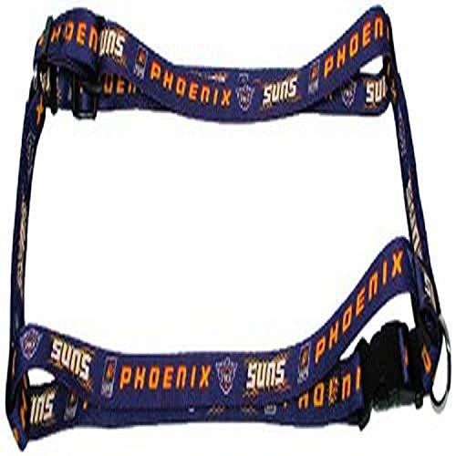 Unbekannt Hunter MFG Phoenix Suns verstellbares Hundegeschirr, 1,6 cm, Größe S