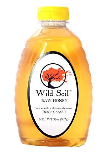 Wild Soil Honey, Distinct and Superior to Organic, Probiotic, Raw, Unpasteurized, USA Honey