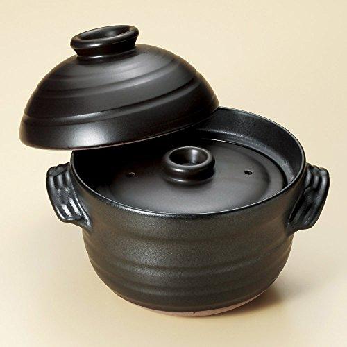 Great Deal! Rice lantern daikoku fukura ichi meiboki rice cooker bunko yaki size [ 31.5 x 25.5 x 23....