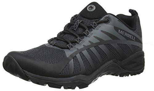 Merrell Women's Siren Edge Q2 Black 2 Hiking Shoe 8.5 M US