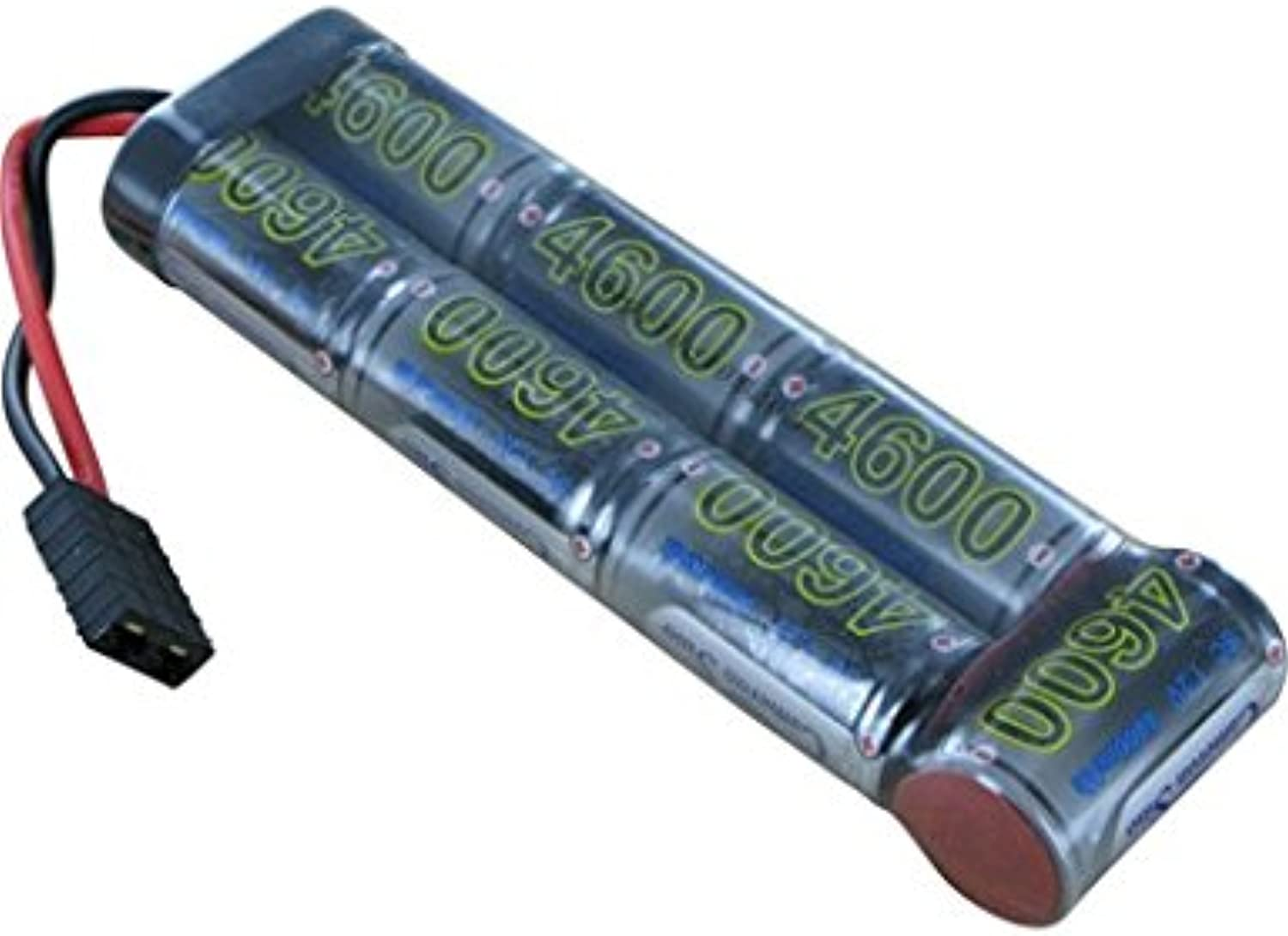 Battery type ABOUTBATTERIES CSNS460D47C012, 8.4V, 4600mAh, NiMH