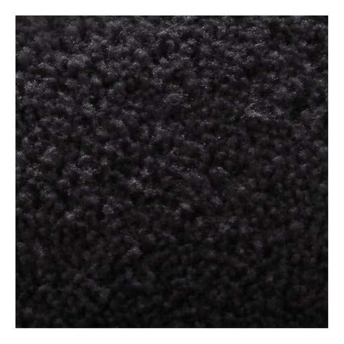いたずらな想定するタヒチサイレントブラック 190×240cm マイクロファイバーラグ moofy ムーフィ【????????品】