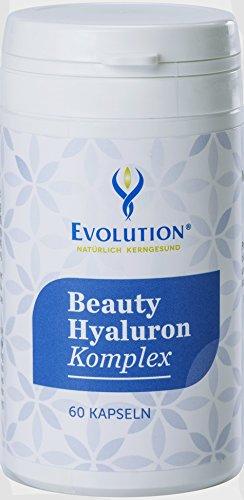 Evolution Beauty Hyaluron Komplex Kapseln 60St.