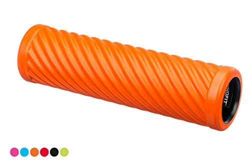 PINOFIT Faszienrolle Wave (orange)