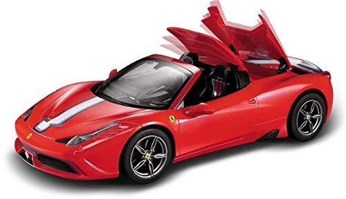 ラスター ラジコンフェラーリ ライセンス公認 フェラーリ 458スペチアーレA 1:14スケール