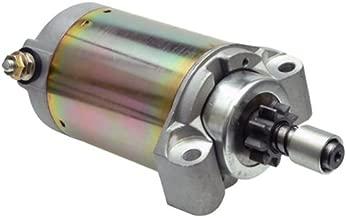 DB Electrical SND0006 Starter for John Deere GX75 RX75 SRX75 SX75 130 /Kawasaki Various Models/Toro 222-5 Tractor /AM102628 /21163-2068/128000-2760