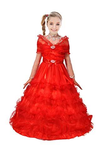 Barbie magie van de feesten (Deluxe Collector's Edition) kostuum voor meisjes 8-10 Jaren roze