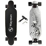 Longboard Skateboard Komplett - 31' Pro Small Longboard für...