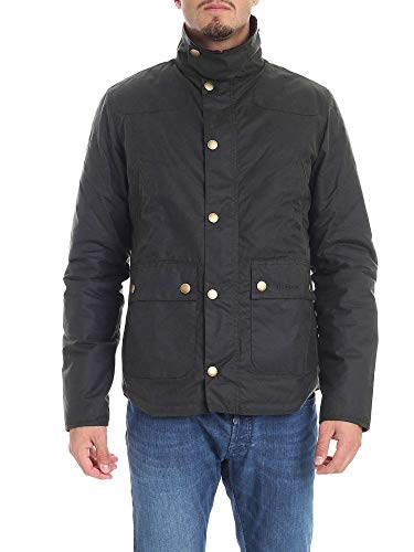 Barbour Luxury Fashion Uomo BACPS1559NY92 Verde Giacca Outerwear | Stagione Permanente