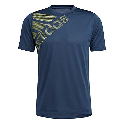 adidas GM0658 FL_SPR GF BOS T-Shirt Mens Crew Navy L